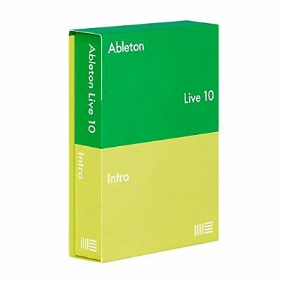 Ableton Live 10 Intro Boxed