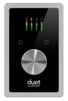 Apogee Duet 2 - 2 in x 4 out USB audio interface