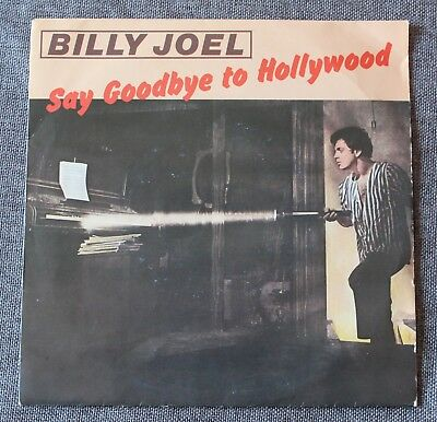 Billy Joel, say goodbye to Hollywood / summer highland falls, SP - 45 tours