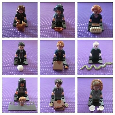 Lego Harry Potter Fantastic Beasts Minifigure's 71022  ***All Priced at £2.99***