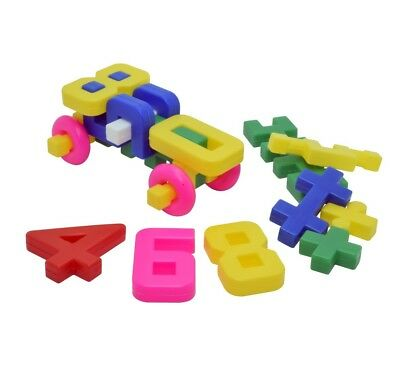 CleverCo Connecting Number Blocks Set of 64