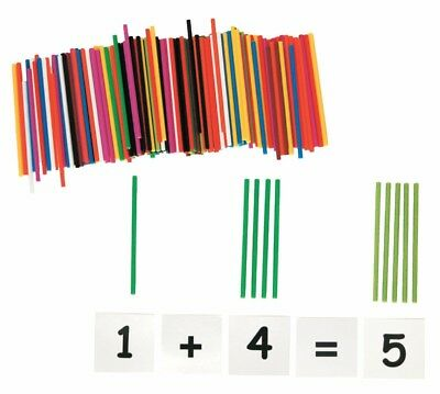 CleverCo Counting Sticks Pack of 1,000