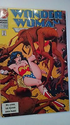 Wonder Woman 77 comic