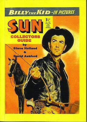 Sun Comic A Complete Index And Collectors Guide