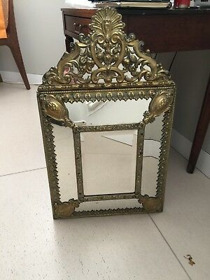 French Antique Mirror - Napoleon III