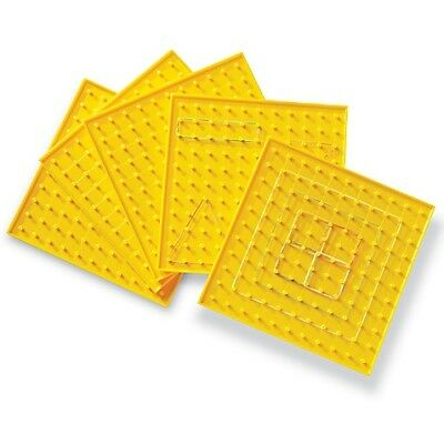 CleverCo Giant Geoboards Set of 5