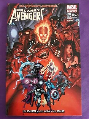 Uncanny Avengers  Marvel Now TPB 4