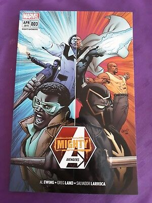 Mighty Avengers Marvel Now TPB 3