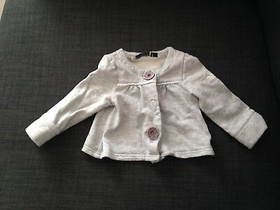 Cardigan Jean Bourget 12 mois