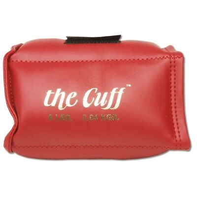 (3.6 kg) - the Cuff 10-0213 The Original Cuff Ankle and Wrist Weight, 3.6kg, Red