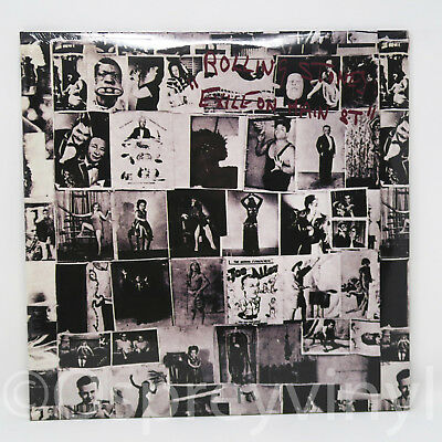 Rolling Stones Exile on Main St. Sealed G/Fold Double vinyl LP