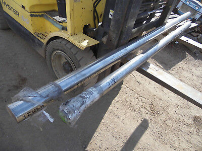 Titanium Round Bar 6AL4V  812 x 60 Raw Materials