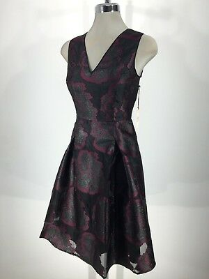 a532f5a968919 Ivanka Trump NWT Elegant Dress Fit & Pleated Flare Skirt Design size 2,6,