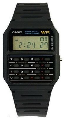 Casio Men's Watch CA-53W-1Z  CA-53  Casio Retro Men CA53 Calculator