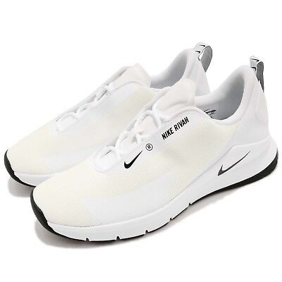 725fe6fcaa21 WMNS NIKE RIVAH White Black Women Running Shoes Sneakers Trainers  AH6774-101 - EUR 78