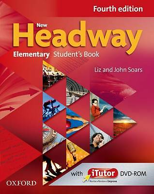 New Headway: Elementary Fourth Edition: Student's Book and iTutor DVD (Paperba.