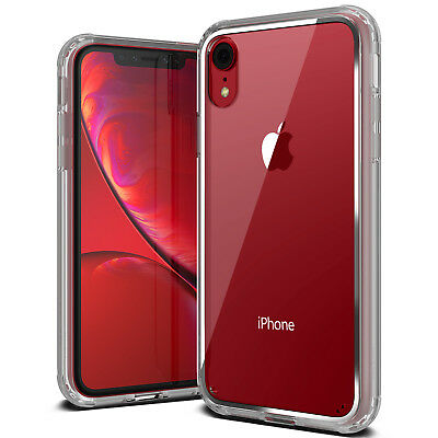 For Apple iPhone X/Xs/Xs Max/XR Case VRS® [Crystal Chrome] Clear Slim Back Cover