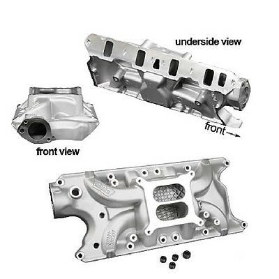 * WEI8124  Weiand Street Warrior intake Manifold Ford 289 302 Windsor