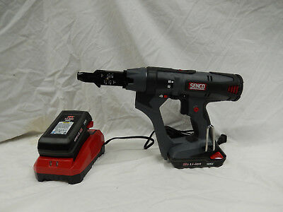 Senco DS212-18V Cordless Drywall Screwgun - Free Shipping!! No Reserve!! #42