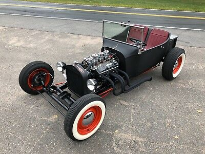 1923 Ford Model T  1923 Ford T Bucket Roadster Hot Rod