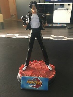 Vintage Ultra Rare The King of Fighters Kyo Statue