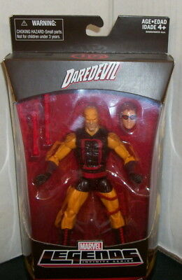 "Daredevil (Original Yellow Costume) ""marvel Legends"" Action Figure - Hasbro/2015"