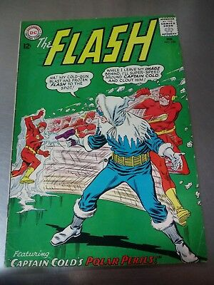 1965 DC Comics Flash # 150 Captain Cold FN+