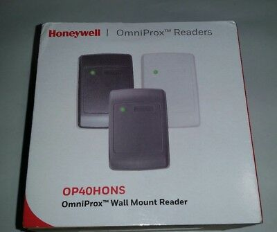 Honeywell OP40HONS Proximity Card Reader. Brand new