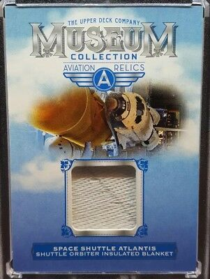 2018 Goodwin Champions Museum Aviation Collection Space Shuttle Atlantis Relic