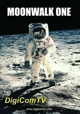 Moonwalk One: The Flight of Apollo 11 [New DVD] Manufactured On Demand, Mono S