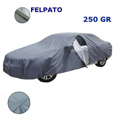 Tg L Car Cover Car Fleece Mercedes Amg C36 (W202) 94 > 96 Waterproof Te