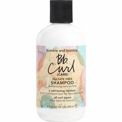 Bumble And Bumble Bb Curl Shampoo 250ml/8.5oz Curly & Wavy Hair