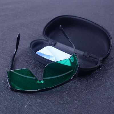 Green Safety Glasses Laser Diode Protection Goggles IPL OD+4 200-2000nm/1064nm