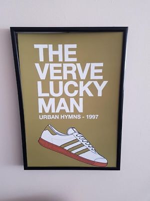 Adidas Trainers Stone Roses All things nice A4 260gsm