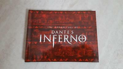 The characters of Dante's Inferno Artbook Hardcover EA 2010