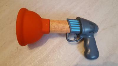 Rayman Raving Rabbids Plunger Gun Mad Catz for Wii