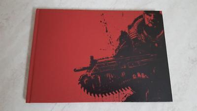 Beneath The Surface: An Inside Look At Gears Of War 2 Limited Edition Artbook