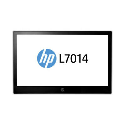 HP T6N31A8 L7014 14-inch Wide Retail Monitor (Head Only) - Black