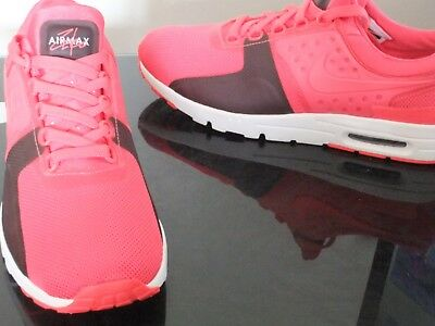 bf4849b7d24c9 Nike Air Max Zero Chaussures pour Femmes Baskets Gb Taille 4 - 5 857661 800
