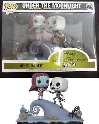 Nightmare Before Christmas - Pop! Movie Moments - Under The Moonlight Jack & Sal