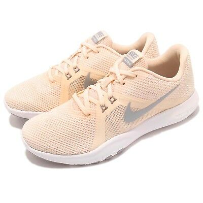 444fd74604ef7 Nike Wmns Flex Trainer 8 VIII Guava Ice Grey Women Cross Training 924339-801
