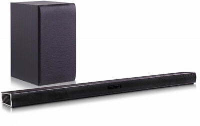 Lg Soundbar Sh4D 300W Bluetooth Subwoofer Wireless Nero Usb Altoparlante Wi-Fi