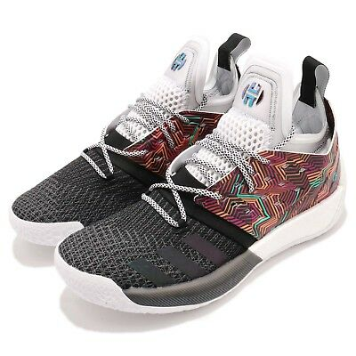 new style 0cbef 73c4e adidas Harden Vol. 2 II James Summer Pack Boost Multi Color Men Shoes AQ0048