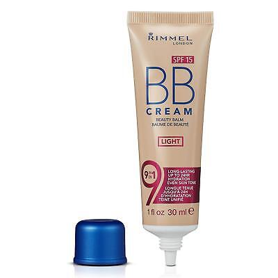 Rimmel 9in1 BB Cream, Light, 30ml