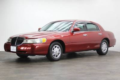 1999 Lincoln Town Car Signature ~ 42,460 Miles