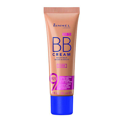 Rimmel 9in1 BB Cream, Dark, 30ml