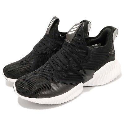 70bee69b1 adidas Alphabounce Instinct CC M Clima Black White Men Running Shoes D97280