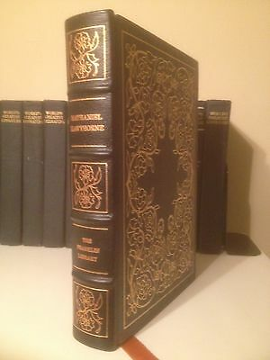 Franklin Library Full Leather Nathaniel Hawthorne Stories Greatest Writers