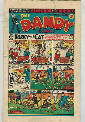 DANDY COMIC No. 403 from 1949