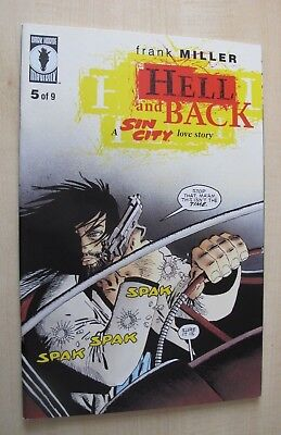 Dark Horse - Sin City: Hell and Back 5 (1999)  Frank Miller